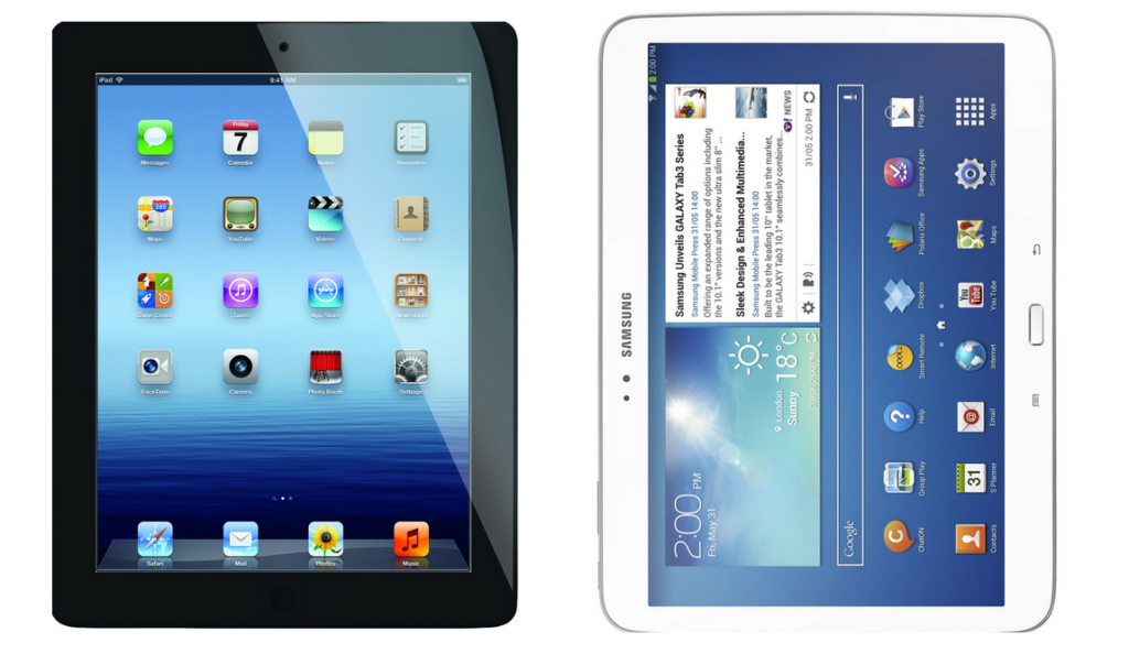 Difference between Tablet and iPad