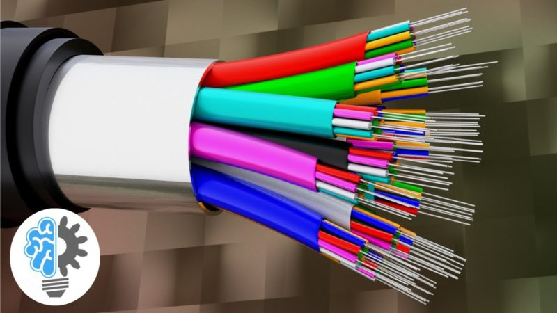 fiber optic cable ( twisted pair cable vs coaxial cable vs fiber optic cable)