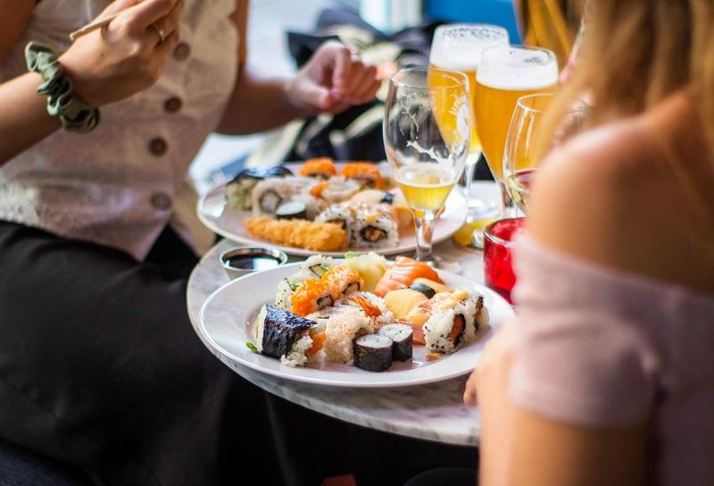 sashimi (Difference between Sushi and Sashimi )